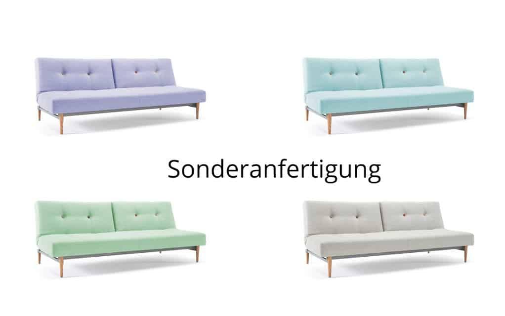 Schlafsofa Fiftynine Design Schlafsofa Fiftynine Von Ionnovation