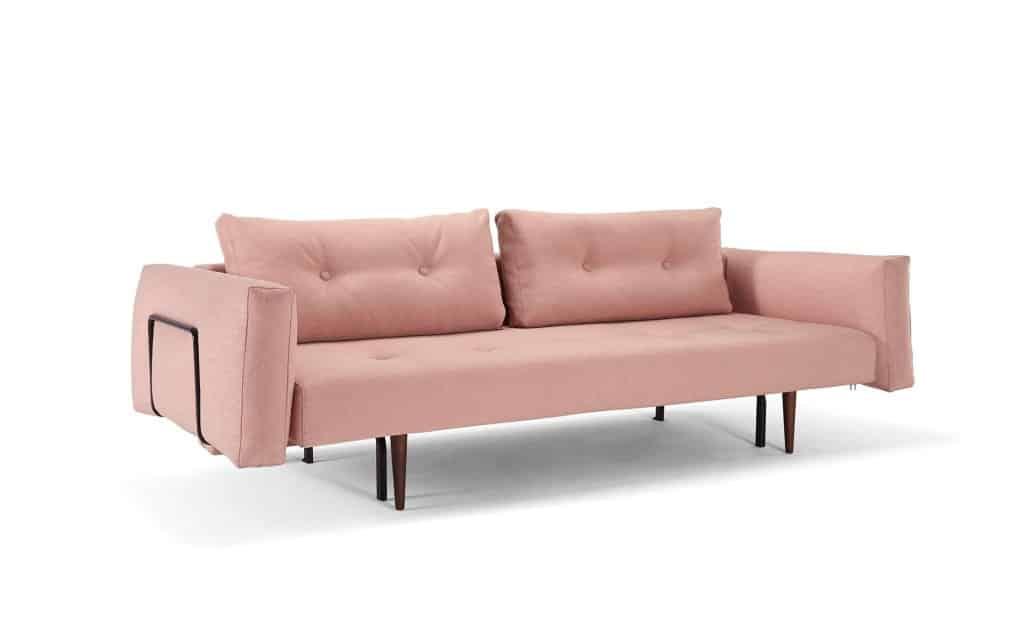 innovation schlafsofa bettsofa recast 140x200 cm. Black Bedroom Furniture Sets. Home Design Ideas