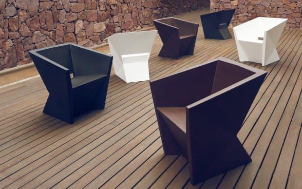 Vondom Faz Sillon Stuhl