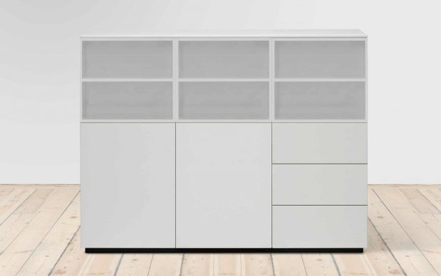 Voice Arctic Cube Highboard B135