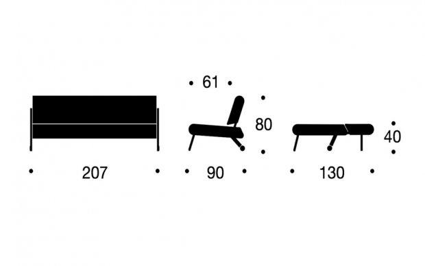 Vektorzeichnung Debonair