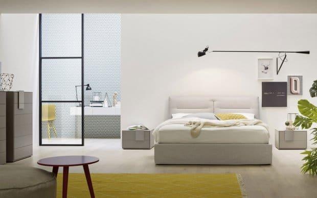 Novamobili Nachttisch Dotty Schlafzimmer