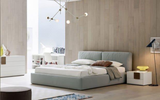Novamobili Nachttisch Dotty Schlafzimmer 2