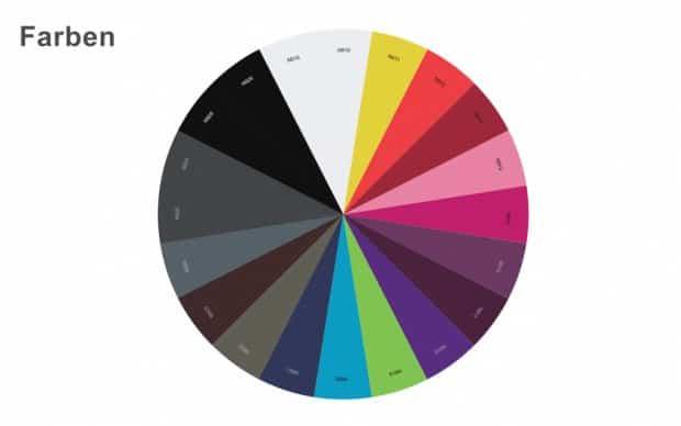 Cover für Expandpouf Sitzsack Farben