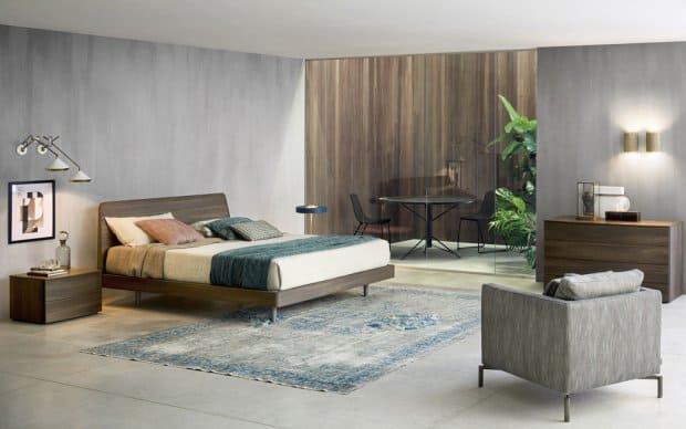 Novamobili Nachttisch Globe Schlafzimmer