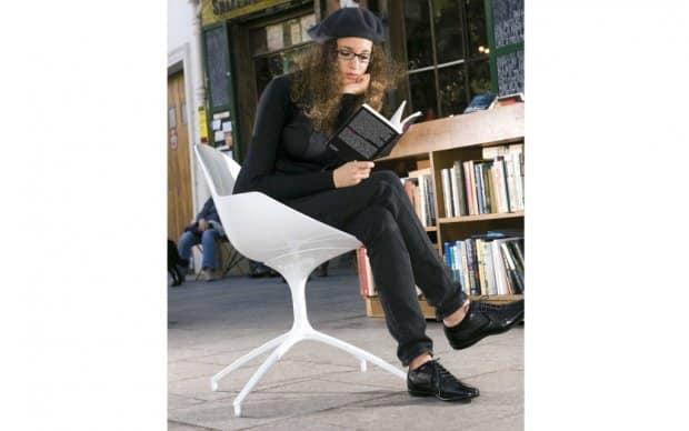 Infiniti Chair Cookie weiss lesen