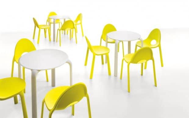 Infiniti Chair Drop mit Drop Table