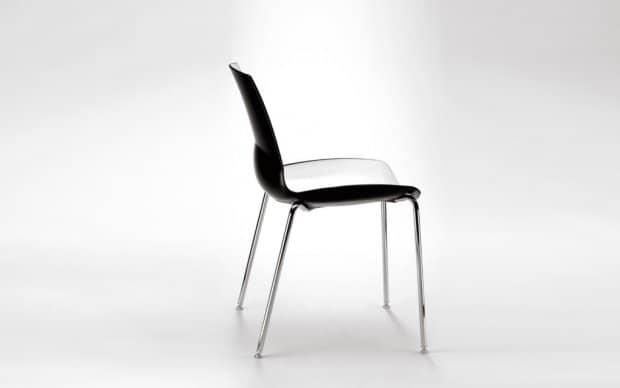 Ifiniti Stuhl Now schwarz