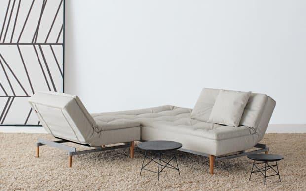 Innovation Dublexo Chair beige Showroom