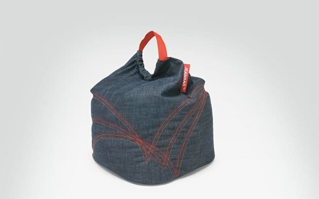 Innovation Sitzsack Jeanbag 01