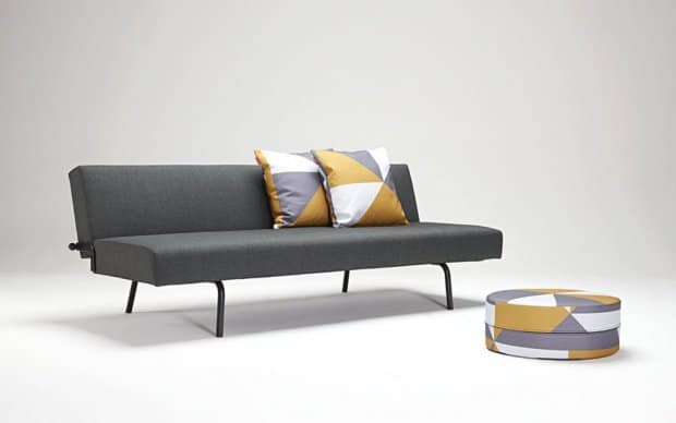 Schlafsofa Super Light Graphite