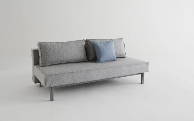 Innovation Schlafsofa Sly graue Beine