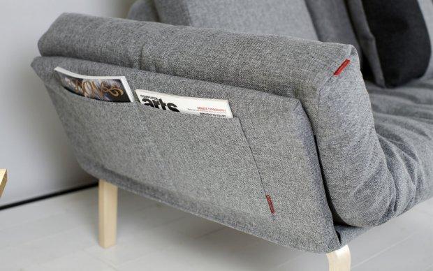 Sofa Rollo Wood seite