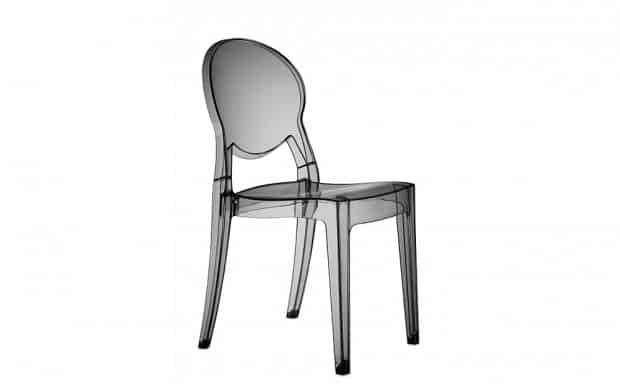Scab Stuhl Igloo Chair rauch