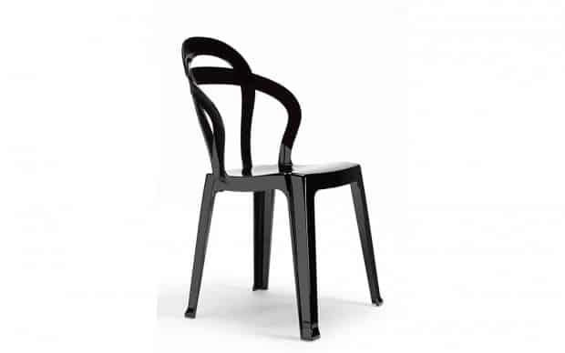Scab Stuhl TiTi schwarz