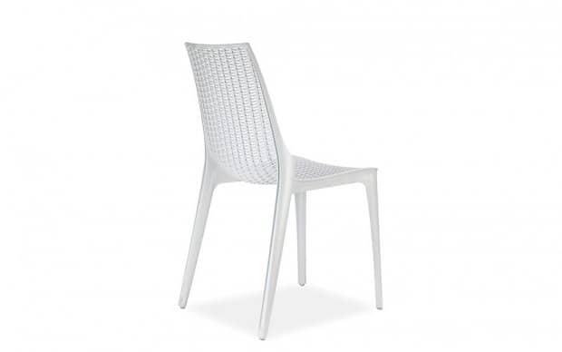 Scab Stuhl Tricot Chair weiß