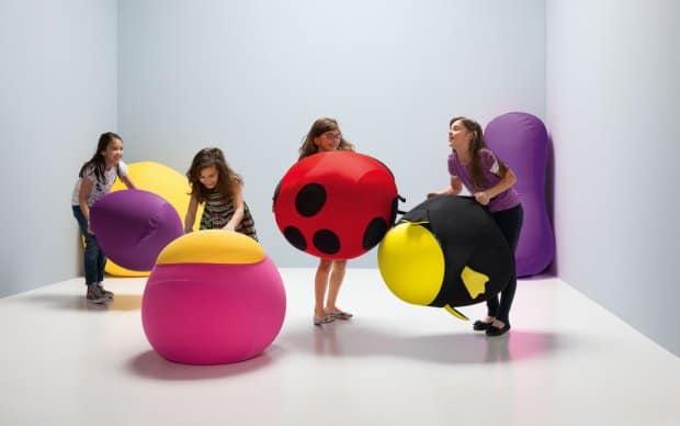 Sedit Sitzsack Expandpouf Animal für Kinder