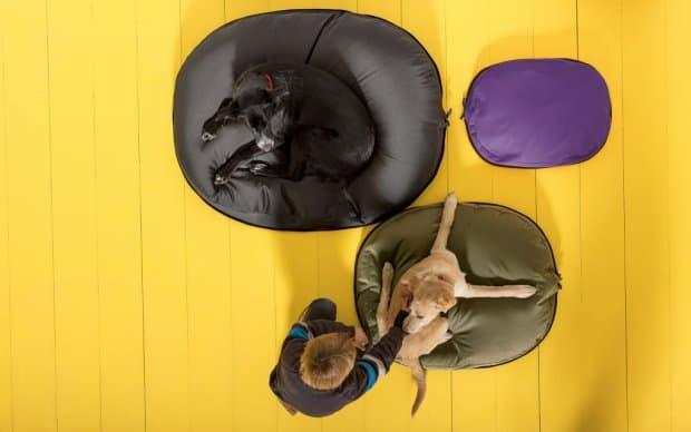 Sedit Sitzsack Expandpouf Ring Hundesitzsack alle Größen und Farben