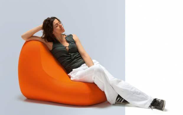 Sitzsack Expandpouf Chair entspannen