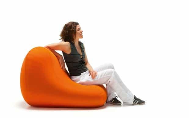 Sitzsack Expandpouf Chair Übersicht