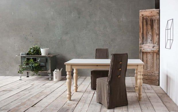 Sedit Tisch Classic Übersicht