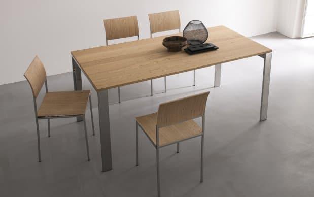 Sedit Tisch Fusion Holz