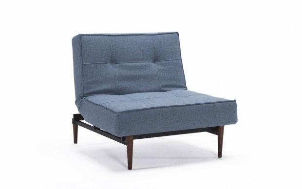 Splitback Chair in 525 mit Styletto Füßen