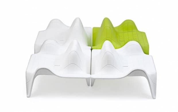 Vondom F3 Sessel verbund