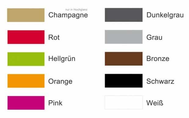 Vondom Jut Mesa 180 Tisch Farben