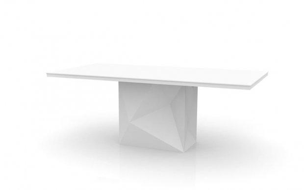 Faz Mesa 200 Tisch weiß
