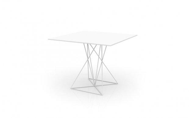 Vondom Faz Silla Tisch weiß