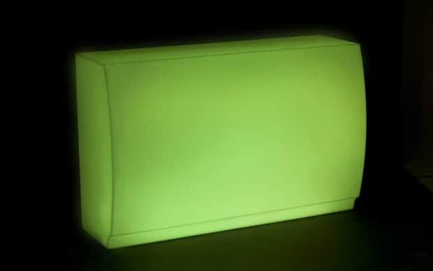 Vondom Fiesta Barra LED grün