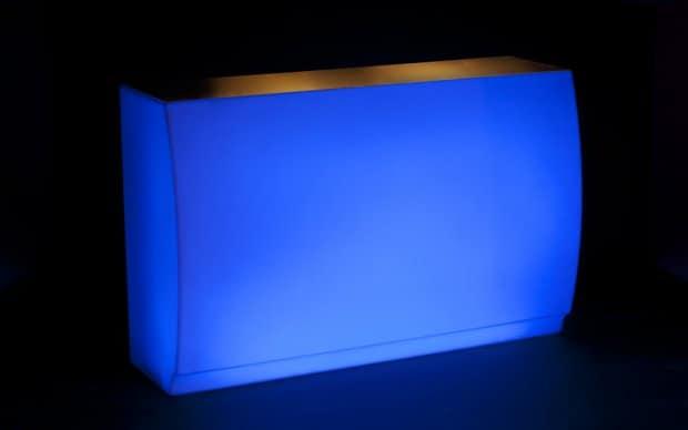 Vondom Fiesta Barra LED Blau