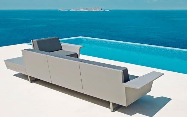 Vondom Flat C4 Sofa hinten