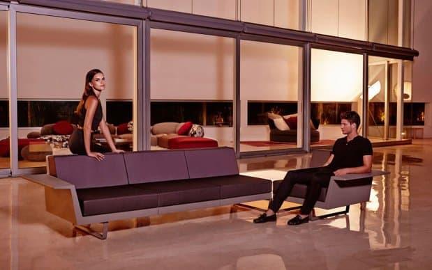 Vondom Flat C4 Sofa