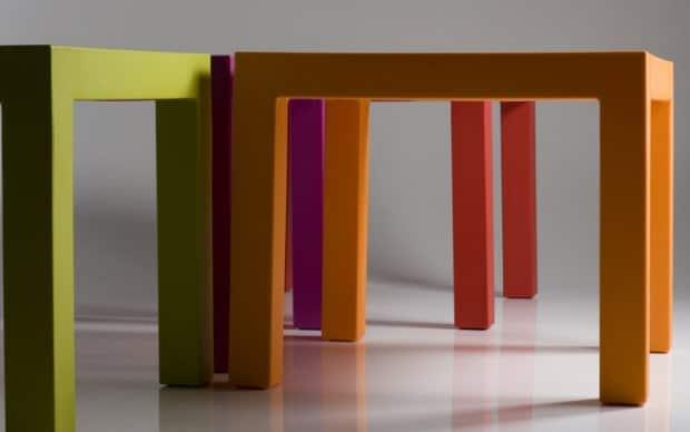 Vondom Jut Mesa 90 Tisch