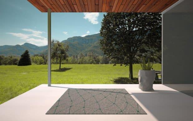 Vondom Koi Outdoor Teppich Terrasse