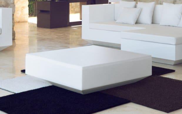 Vondom Vela Mesa Sofa Tisch