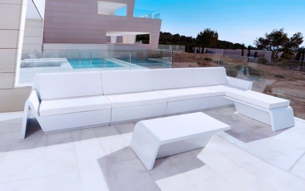 Vondom Rest Mesa Sofa Tisch