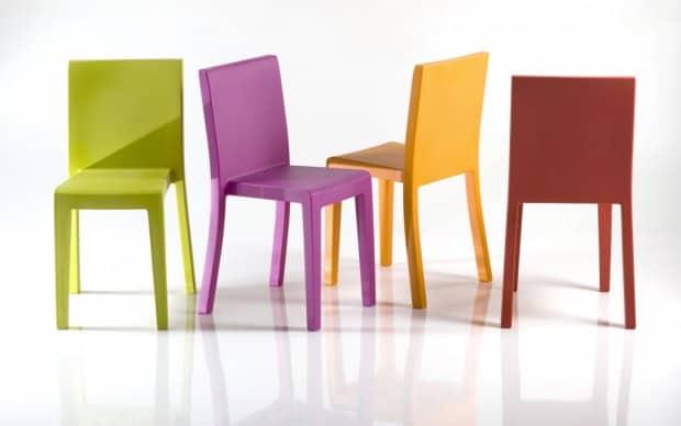 Vondom Jut Silla Stuhl Farben