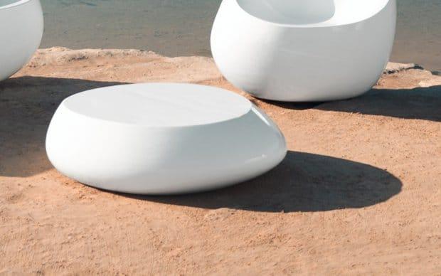 Vondom Stones Mesa Beistelltisch