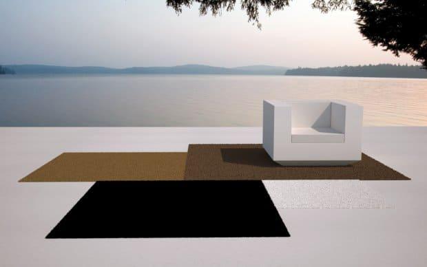 vondom vela design outdoor teppich. Black Bedroom Furniture Sets. Home Design Ideas