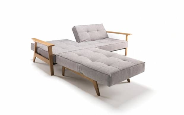Schlafsofa Splitback Frej in Relexposition