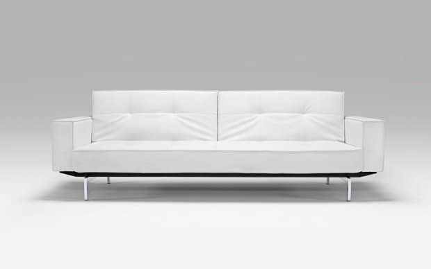 Innovation Sofa OZ Weiß Front