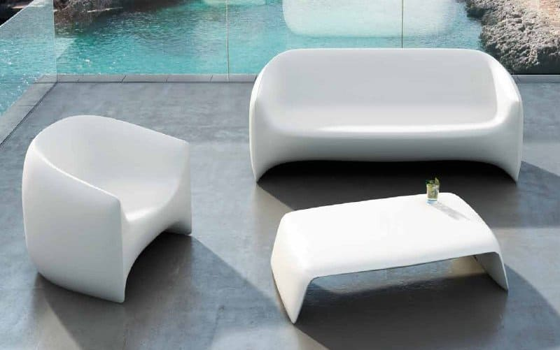 Vondom blow sessel design garten - Gartensofa design ...