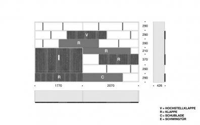 Modo System M5C52