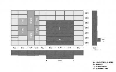 Modo System M5C54