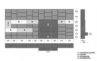 Modo System M5C55