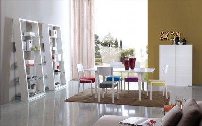 Portofino Regal (Oliver-B-Casa) weiß komplettes Set