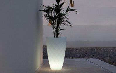 Vases Blumentopf H 100 cm x D 65 cm